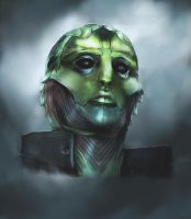 Mass Effect - Thane Krios by MissPendleton