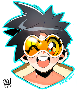 Tracer QUICK DOODLE by RZSTUDIO