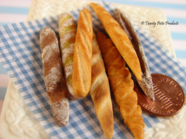 Baguettes by birdielover