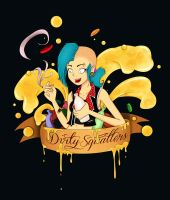 Dirty Squatters by Brenduhhh