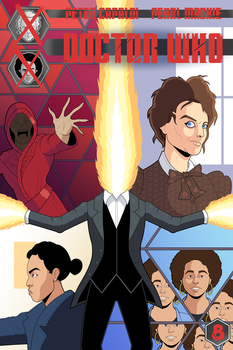 Doctor Who #8 - Lie of the Land  by OwenOak95