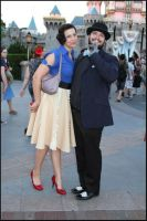 Dapper Day Fall 2012 - Snow White by JestersLabyrinth