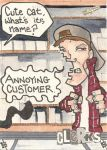 Clerks - Randal by 10th-letter