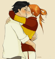 First Kiss by singtherevolution