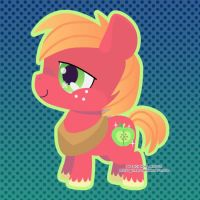 Big Macintosh by Miss-Glitter