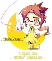 . Chibi Ninja . by CITRUSLOVE
