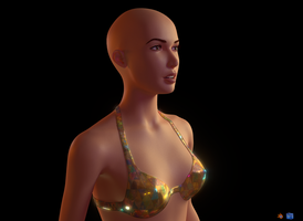 3d character modeling by 8DFineArt