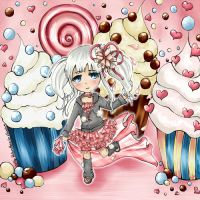 TM: Sweets contest entry by HetareHana