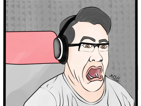 Markiplier by MarchOfHell
