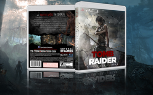 [Box Art] Tomb Raider (2013) by Richard-Croft