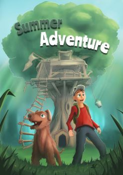 Summer Adventure Cover by dimitrisax