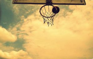 Basketball by rhcpman