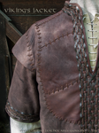 Viking Leather Jacket (inspired Ragnar Lothbrok) by Svetliy-Sudar