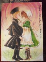 Italy and HRE - Hetalia by MelindaPhantomhive