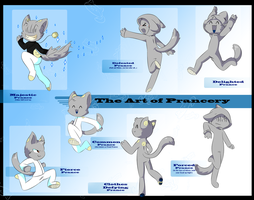 The Art of Prancery by SmilehKitteh