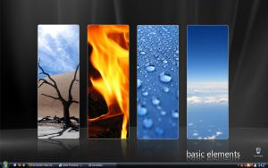 Basic elements desktop by Cadish