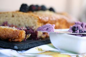 Blackberry Cake (2) by laurenjacob