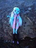 Monster High - Abby Snow. by Jessi-element
