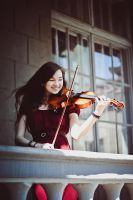 Violin I by Touch-Of-Sun