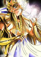 Saint Seiya - SHAKA - Final by Iso-pI