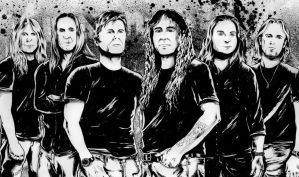 Iron Maiden by TIMeck