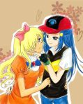 dawn y ash by rescueme1496