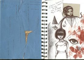 Graphic Diary-- Butcher's by Moruto