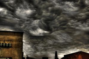 ..Angry Sky HDR.. by TricksterNabi