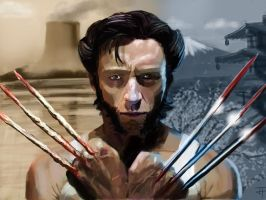 Wolverine: Days of Future Past by IronWarrior777