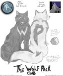 TheWolfPack Mascots by TheWolfPack