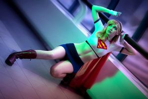 DC Supergirl 2 by Usagi-Tsukino-krv