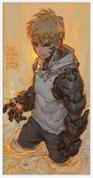 Genos by Cushart