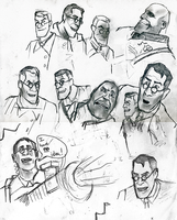 Meet the Medic sketchdump by Repto