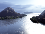 First Terragen by 0smiler0