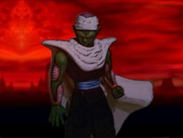 Piccolo, Hell's Guardian by pgv