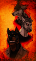 Savages by the-MadDog