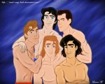 Sexy boys from Disney by Sweet-Amy-Leah