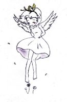 Angel girl by LiliQuant