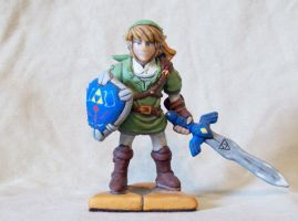 Link by superclayartist