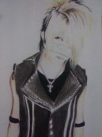 the GazettE reita by junxiang92