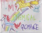 My Chemical Rainbow by GiveEmHellKiddd