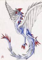 Spiked drake. by Eppon