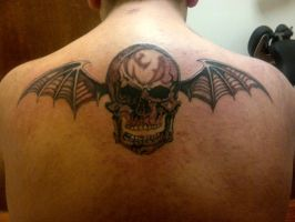 the epic deathbat by Deadkd916