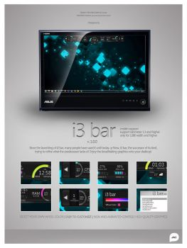 i3 bar by ld-jing