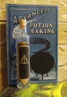 Harry Potter - Deathly Hallows Bottle by Spoon333