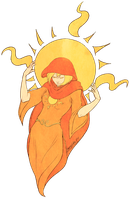 MSPA: Seer of Light by mesitka