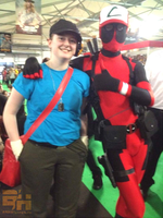 DEADPOOL by Courtneymc07