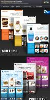 Product Flyer Mega Pack by Saptarang