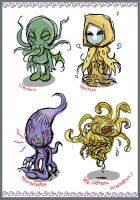 Cthulhu Chibi by Chopsticks-84