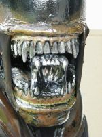 Alien 3 Cosplay mouth by thirtythr33degrees